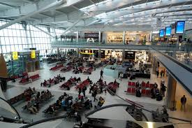 London Gatwick airport (LGW)