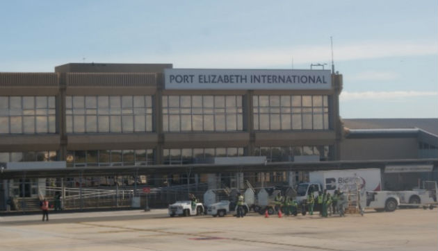 Port Elizabeth airport (PLZ)